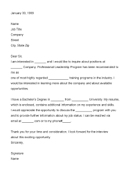 letter of interest cover letter statement of interest examples
