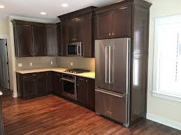 Kitchen 27 Antique Kitchen Cabinets Vintageonyx Pre Finished Square Raised Panel Solid Aa0m Maple In Chestnut W Onyx Glaze