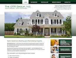 home renovation websites home improvement construction website design seo search