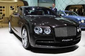 2017 bentley flying spur v8 s release car release date