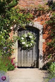 walled garden cowdray wedding venue photos by chris mann