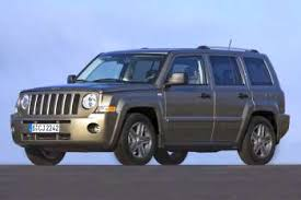 jeep patriot 2 0 crd jeep patriot 2 0 crd limited manual 2007 2010 140 hp 5 doors