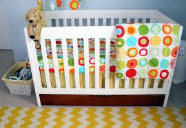 Sumersault Crib Bedding Sumersault Baby Bedding White Bed