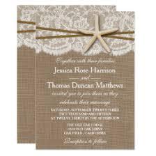 starfish wedding invitations starfish wedding invitations announcements zazzle