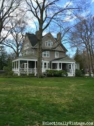 Farmhouse With Wrap Around Porch 327 Best Make Mine Victorian Images On Pinterest Beautiful Homes