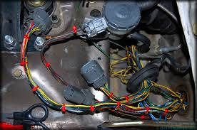 how to diy wire tucking engine bay side harnesses for u002794 u002701 3rd