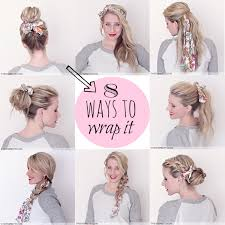 accessorize hair 8 ways to accessorize with a scarf babble