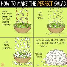 Salad Meme - how to make the perfect salad gif on imgur