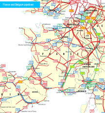 map belgum map and belgium major tourist attractions maps