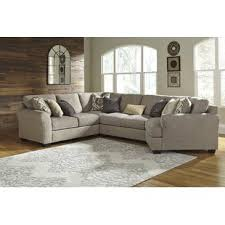 cuddler sectional sofa wayfair
