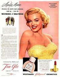 westmore cosmetics my neat stuff webporium of fame marilyn what a doll