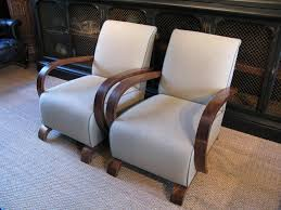 Art Deco Armchairs A Pair Of French Art Deco Armchairs Sofas Armchairs