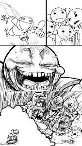 Meme Generator Troll - troll chase blank template imgflip
