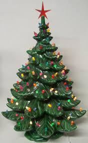 green ceramic tree with lights lizardmedia co