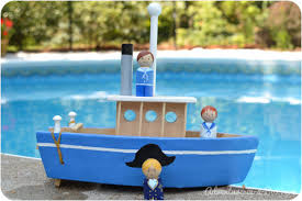 Build A Toy Box by How To Make A Toy Paddle Boat
