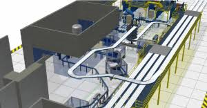 factory layout design autocad factory design and management