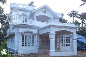 Kerala Home Design May 2015 2010 Sq Ft Double Floor Contemporary Home Design