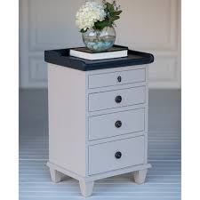 nightstand astonishing beautiful gabriella petitie night stand