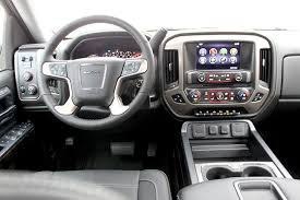 Nicest Truck Interior What Makes Gmc U0027s Denali Trim So Great Pickuptrucks Com News