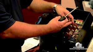 wiring a kriwan module to a copeland compressor youtube