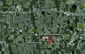 Ucf Map 10601 Lake Underhill Rd Orlando Fl 32825 Commercial Property