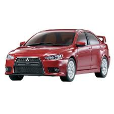 mitsubishi evo red amazon com kyosho asc fx 101mm rc car parts mitsubishi lancer
