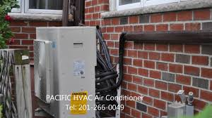an installation of daikin air conditioners split systems youtube