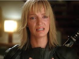 uma thurmans hair in kill bill uma thurman expresses anger in interview over harvey weinstein