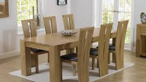 oak dining room sets mesmerizing terrific solid oak dining tables and chairs 66 with