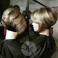 layered buzzed bob hair 409 best bob kapsels images on pinterest hairstyles beauty