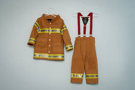 Fireman Costume Kid U0027s Fireman Costume From Peek A Boo U0027s Puddle Jumper U2014 Pattern