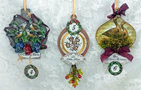 12 days of christmas ornaments artfully musing 12 days of christmas ornaments and a new collage
