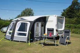 Kampa Awnings Reviews Gear Guide Inflatable Awnings For Caravans Caravan Guard Blog