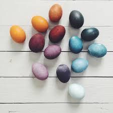 dye for easter eggs how to make naturally dyed easter eggs 1 million women