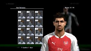fifa 14 all hairstyles pes 2013 new hair styles 2015 pes patch