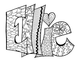 holly hobbie coloring pages printable name coloring pages 5 any name name doodles