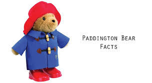 paddington bear facts fact
