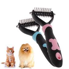 line Cheap Top Quality Dog Pet Brush Dematting Grooming Deshedding