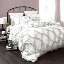 black and white comforters target full size of chic comforter