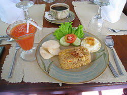 membuat nasi goreng cur telur nasi goreng wikivisually