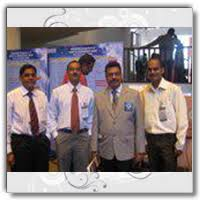 Dr.Dwivedi with Dr.Parvez Shaikh (President- Asian Federationof Coloproctology) in conference - image14