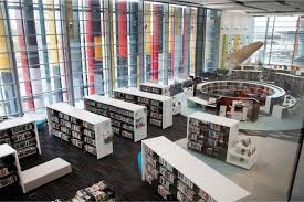 Library Design 2017 Alia Australian Library Design Awards Shortlist Architectureau