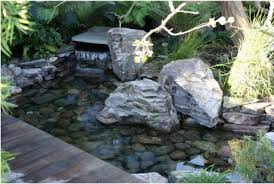 Backyard Pond Ideas With Waterfall Orange County Outdoor Water Ponds Designs