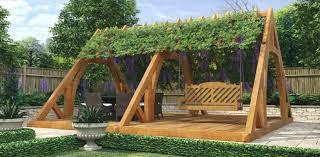 free trellis plans pergola bench rbor trellis plans free porch swing diy spotthevuln com