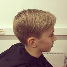 pretty new normal boy long hairstyle celebrity haircut 2018