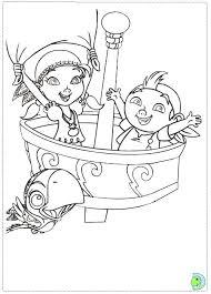 jake neverland pirates coloring dinokids org