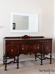 Mirror Over Buffet by 89 Best Design U0026 Diy Blogger Makeovers Images On Pinterest