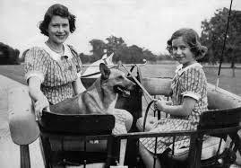princess elizabeth and princess margaret pictures sneak peek at