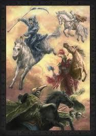 discussion the four horsemen of the apocalypse rpg comic vine