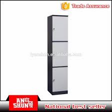 Bedroom Furniture Low Price by Low Price Bedroom Furniture 3 Doors Steel Almirah Wardrobe Buy
